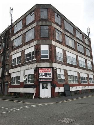 Thumbnail Commercial property for sale in Mason Street, Manchester