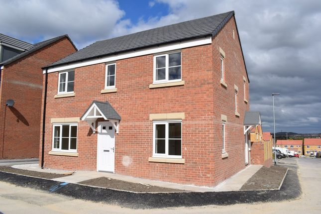 Thumbnail Detached house to rent in Lumley Gardens, Castleford, West Yorkshire