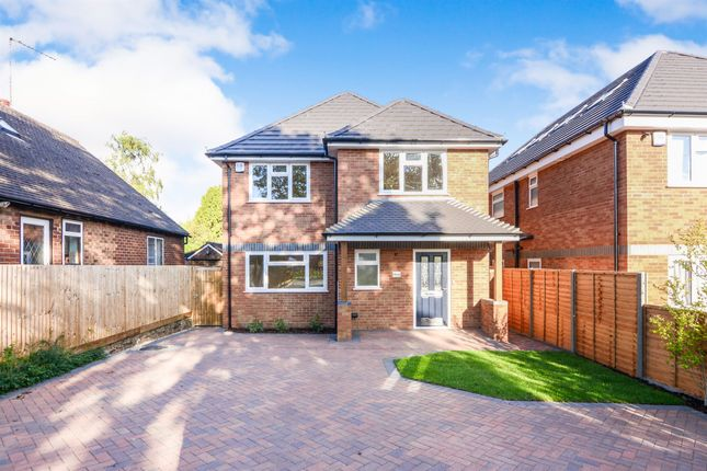 Thumbnail Detached house for sale in Watford Road, Chiswell Green, St.Albans
