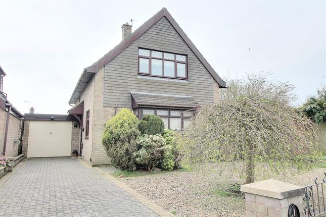 Thumbnail Detached house for sale in Impala Close, Sprowston, Norwich