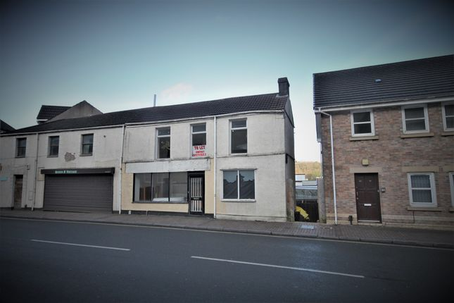 Thumbnail Retail premises to let in Neath Road, Briton Ferry