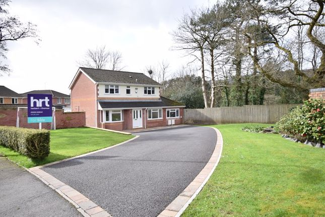Thumbnail Detached house for sale in 13 Rhiwlas, Neath