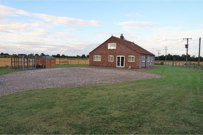 Thumbnail Detached bungalow for sale in Stallingborough Road, Little London, Stallingborough