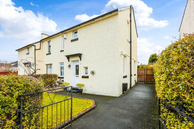 Thumbnail Semi-detached house for sale in Polson Drive, Johnstone