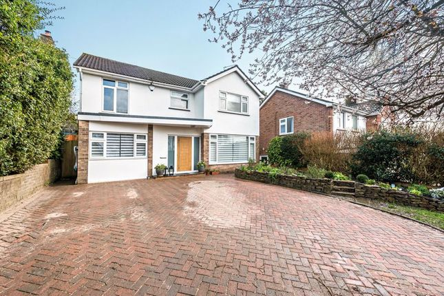 Thumbnail Detached house for sale in Southover Close, Westbury-On-Trym, Bristol