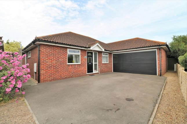 Thumbnail Detached bungalow for sale in Ash Grove, Great Bromley, Colchester, Essex