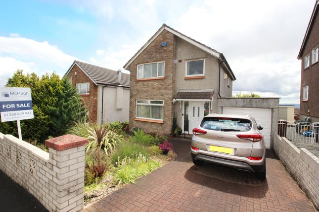 Thumbnail Detached house for sale in 102 Mirren Drive, Duntocher
