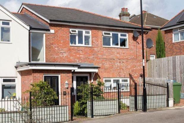 Thumbnail Flat to rent in Freshfield Road, Southampton