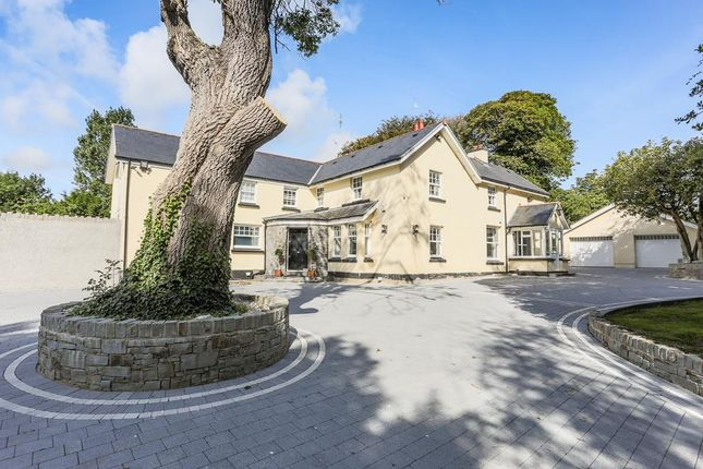 Thumbnail Detached house for sale in Glen Darragh Road, Glen Vine, Isle Of Man
