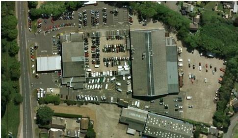 Thumbnail Warehouse to let in Unit 1 - 381 Harlestone Road, Northampton, Northamptonshire