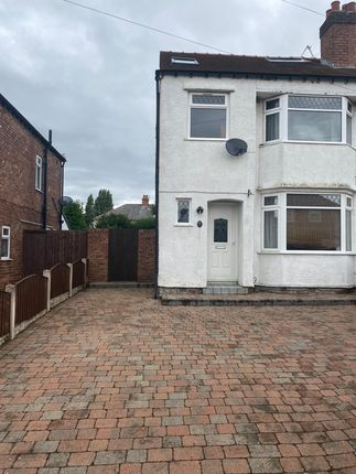 Thumbnail Semi-detached house for sale in Harrow Grove, Bromborough, Wirral