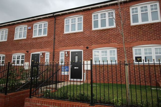 Thumbnail Terraced house for sale in The Views, Smethurst Road, Billinge, Wigan