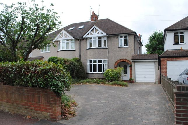 3 bed semi-detached house for sale in Hurst Lane, East Molesey