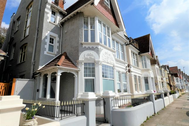 Thumbnail Semi-detached house for sale in Grosvenor Crescent, St Leonards On Sea