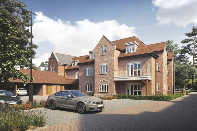 Thumbnail Flat for sale in London Road, Ascot