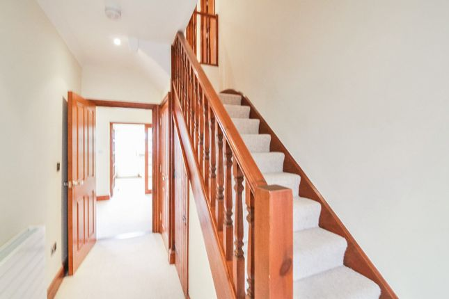 Thumbnail Semi-detached house for sale in Park Crescent, Abergavenny