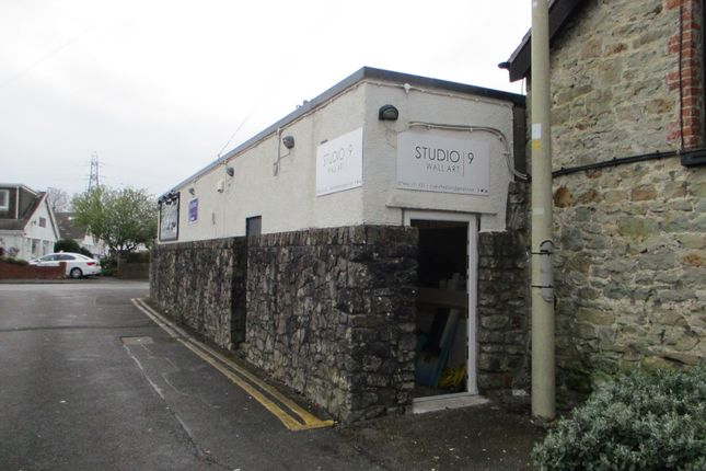 Thumbnail Office to let in Workshop/Studio Unit, Unit 2, Highwayman Business Park, Off Coity Road, Bridgend