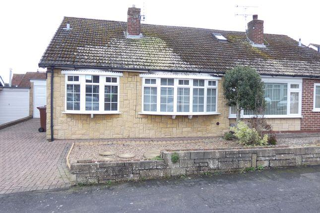 2 bed semi-detached bungalow to rent in Westmead Road, Barton Under Needwood, Burton-On-Trent DE13