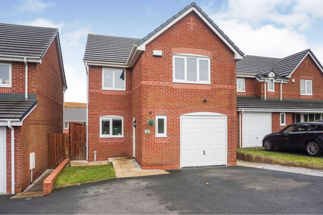Thumbnail Detached house for sale in Varley Close, Bacup