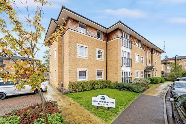 Thumbnail Flat for sale in Woodgate Park, Stafford Avenue, Hornchurch