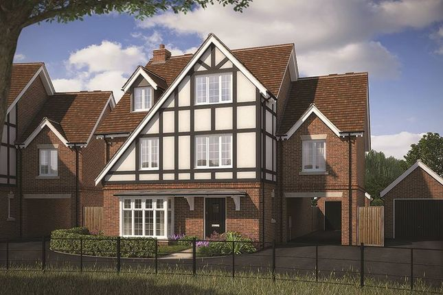 "Thumbnail Detached house for sale in ""The Linton"" at Park Road, Hagley, Stourbridge"