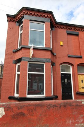 Thumbnail Flat to rent in Alderson Road, Liverpool, Merseyside
