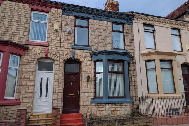 Thumbnail Property to rent in Castlewood Road, Anfield, Liverpool