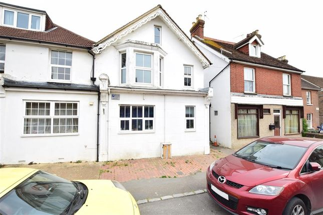 Thumbnail 1 bed maisonette for sale in Framfield Road, Uckfield, East Sussex