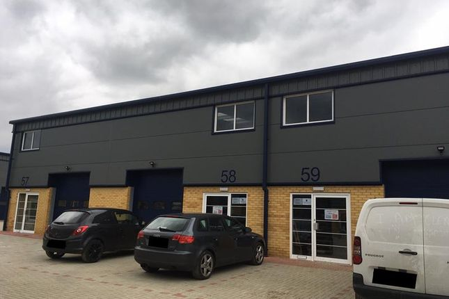 Thumbnail Warehouse to let in Unit 58 Glenmore Business Park, Portfield, Chichester, West Sussex