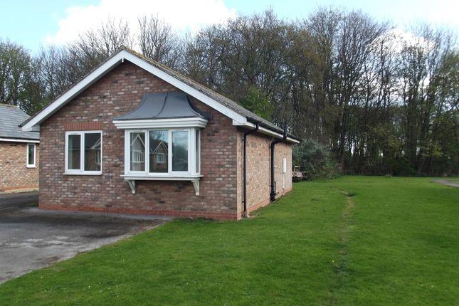 Thumbnail Mobile/park home for sale in Number 28, Bridlington Holiday Cottages, Carnaby Sticks, Bridlington