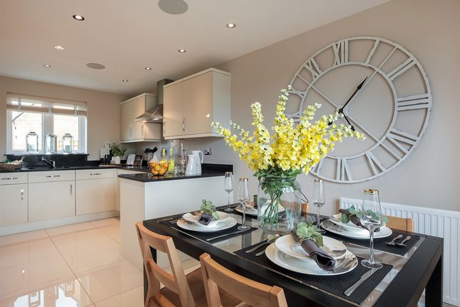 "3 bedroom detached house for sale in ""The Clayton"" at Hyns An Vownder, Lane, Newquay"
