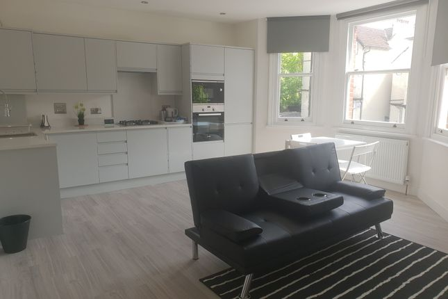 Thumbnail Flat to rent in Friends Road, London