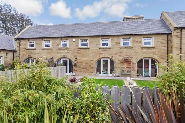 Thumbnail Barn conversion for sale in Cresswell, Morpeth