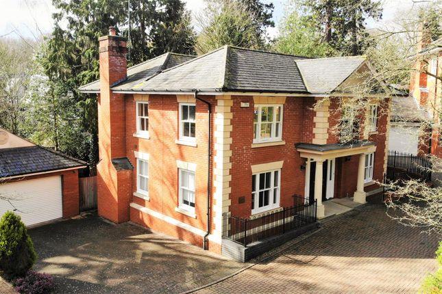 Thumbnail Detached house for sale in Warren Heights, Warren Hill, Loughton
