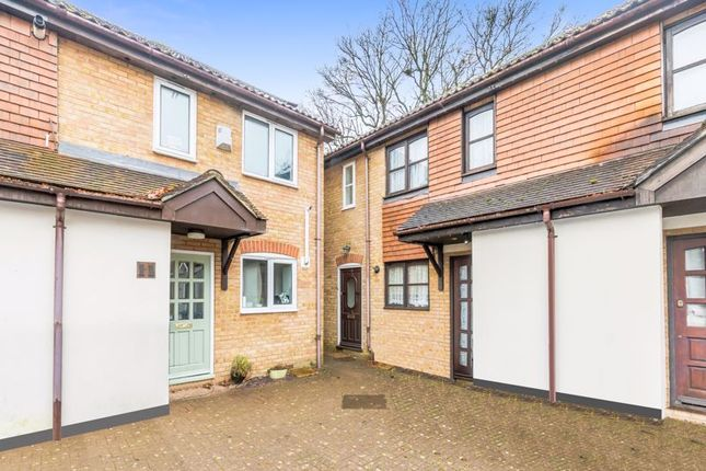 Thumbnail Maisonette for sale in The Woodlands, Smallfield, Surrey