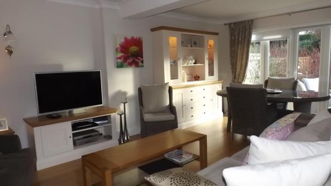Living Room of Sandy Lane, Crawley Down, West Sussex RH10
