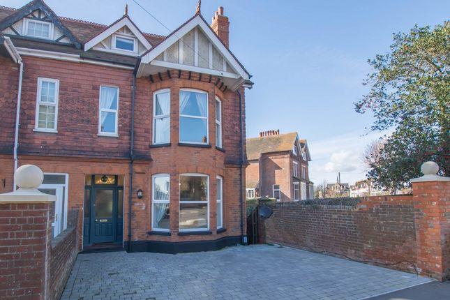 Thumbnail Semi-detached house for sale in Park Avenue, Dover