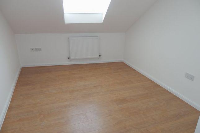 Upper Flat Bedroom