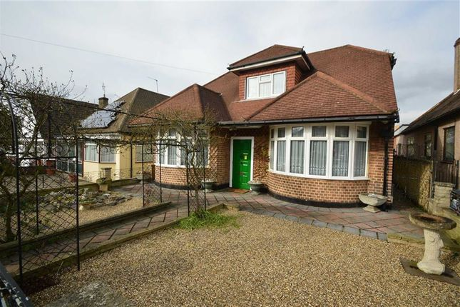 Thumbnail Detached bungalow for sale in Stradbroke Grove, Clayhall