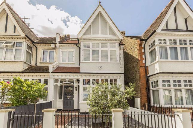 Thumbnail Semi-detached house for sale in Wyatt Park Road, London