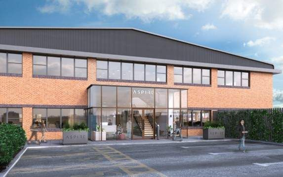 Thumbnail Office to let in Aspire, East Midlands Airport, Castle Donington
