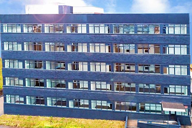 Thumbnail Block of flats for sale in Warwick House, Nuneaton