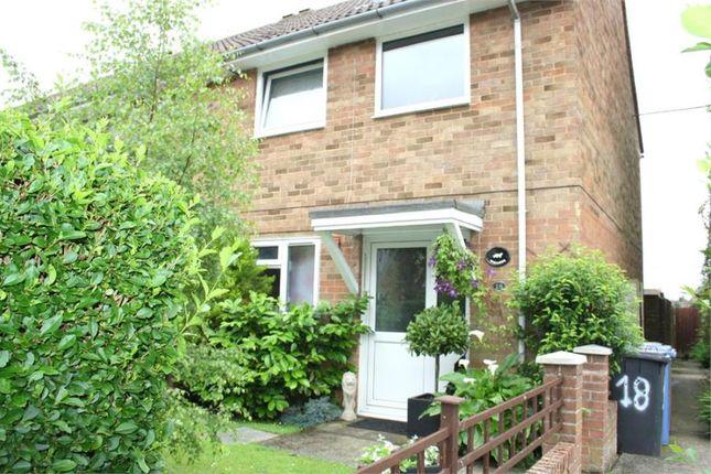 Thumbnail Flat to rent in Great Cornard, Sudbury, Suffolk