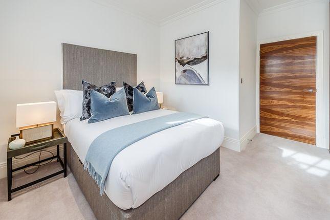 Master Bedroom of Rainville Road, London W6