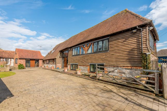 Thumbnail Barn conversion for sale in Crede Lane, Bosham