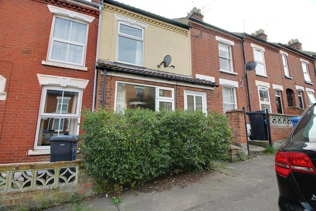 Thumbnail Terraced house for sale in Lincoln Street, Norwich