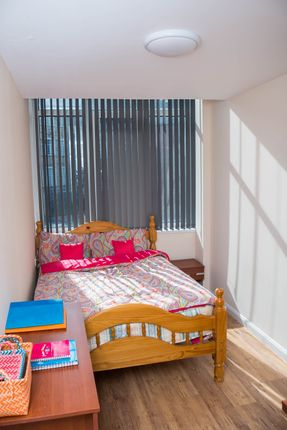 Thumbnail Flat to rent in Albion Street, Leicester
