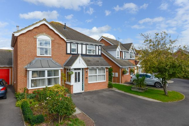 Thumbnail Detached house for sale in Chestnut Lane, Park Farm, Ashford