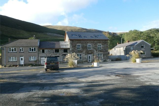 Thumbnail Commercial property for sale in Ponterwyd, Aberystwyth
