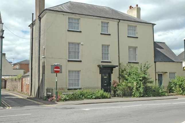 Thumbnail Semi-detached house for sale in Drybridge Street, Monmouth